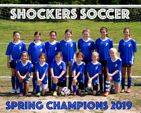 Shockers Soccer Spring 2019-photos